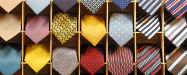 Cravate luxe